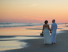 plan a beach wedding